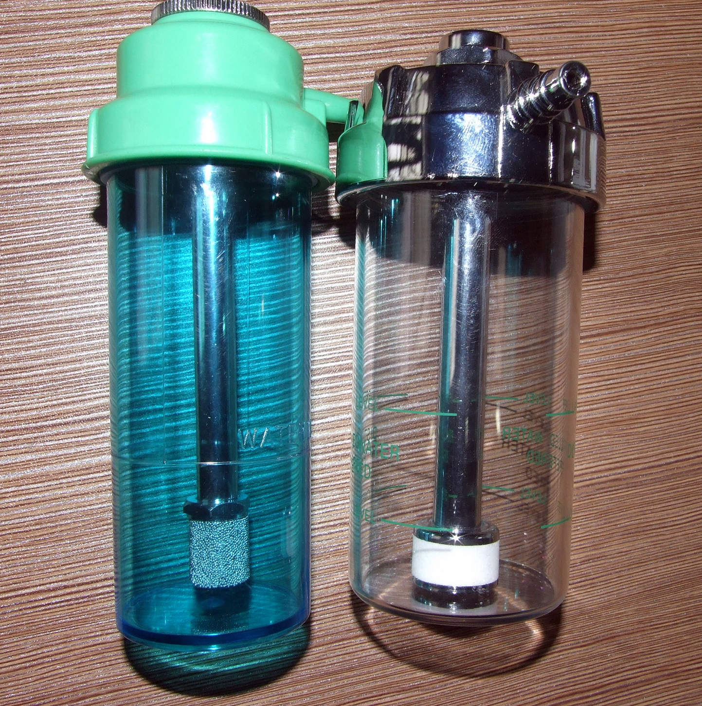Medical Oxygen Bottle/Humidifier 170ML manufacturer from China Yuyao  #1BB08B