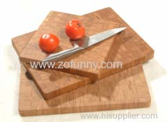 3cm thick bamboo butcher block