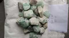 fluorspar lumps CaF2