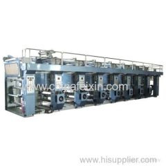 Ordinary Gravure Printing Machine