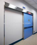 super heavy x-ray doors