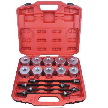 24Pc PRESS AND PULL KIT With 4 Spindles