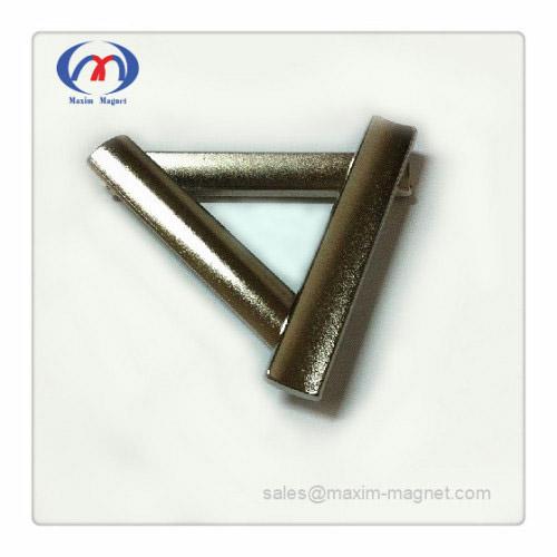 Neodymium Segment Magnets for Electric Dc Motor