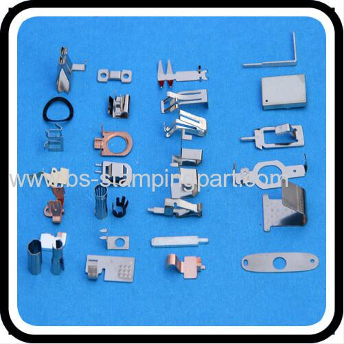 stamping custom battery smd spring contacts