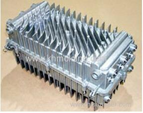 High pressure die casting made in china for aluminum zinc