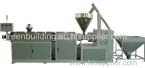 polystyrene cornice machine