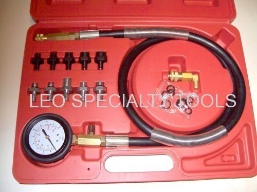 Engine Oil Pressure Diagnostic Test Kit