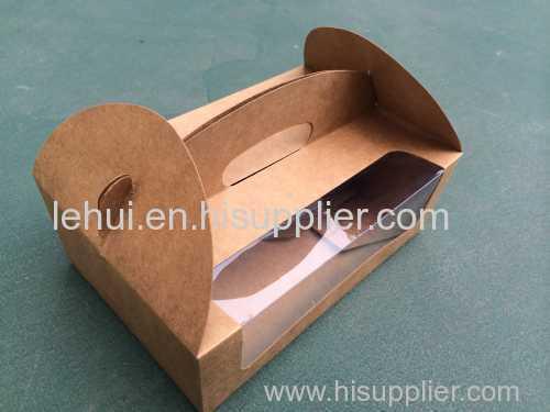 CORRUGATED PAPER STORAGE BOX