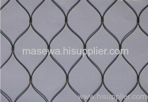 stainless steel 316 rope mesh