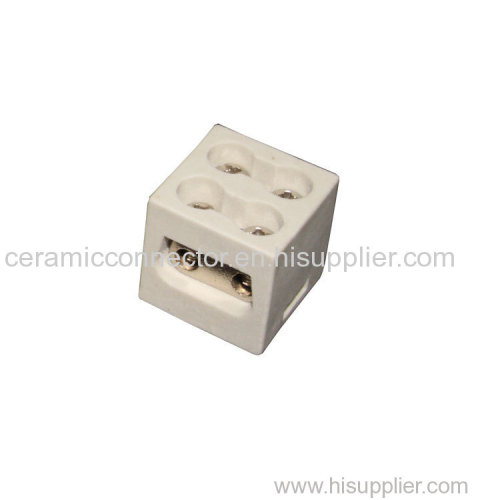 Four holes ceramic connectors