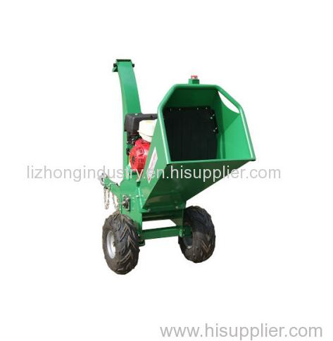 15hp 100mm max chipping disc wood chipper
