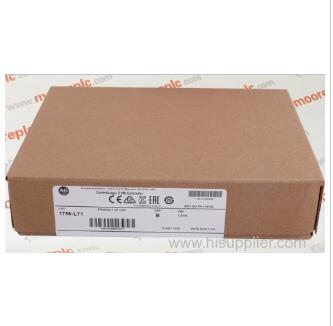 AB 1756-L71 CPU MODULE ControlLogix 2 MB Controller