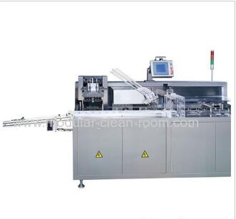 High Speed Pharmaceutical Cartoning Machine