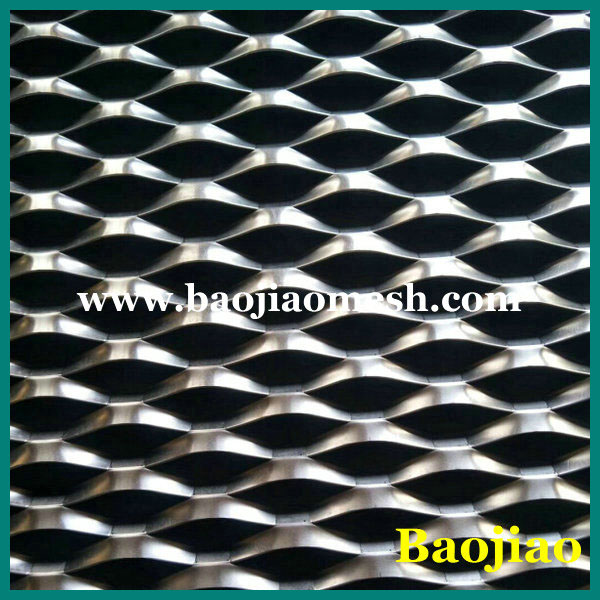 Aluminum Expanded Metal Sheet Mesh Ceiling from China