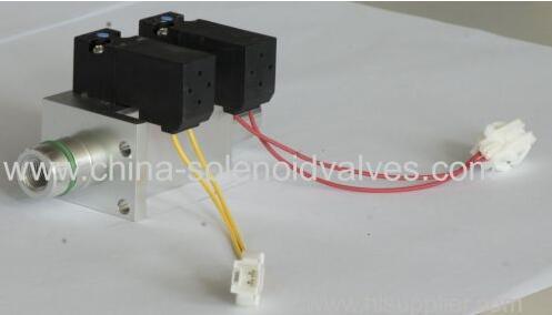 Carbamide valve for SCR system