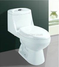 washdown one piece toilets