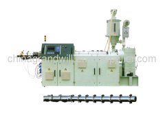 SJS series double screw extruder