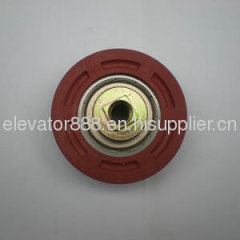 Kone Escalator Spare Parts 50*14mm 6200ZV Car Door Hunger Roller