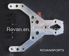 CNC metal front upper connection plate