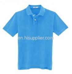 Royal blue color man's Polo Shirt