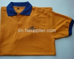Man's Polo Shirt with two color
