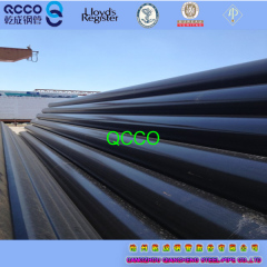seamless steel pipe DIN 1629 CK45 structure pipes