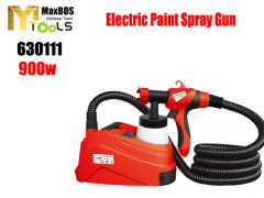 HVLP Electric Paint Sprayer Gun