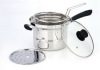 stainless noodle pot