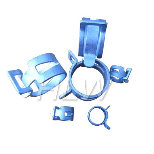 China Hose clamps Manufacturer