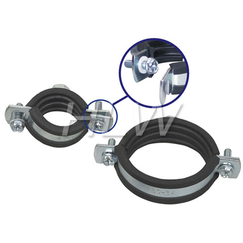 Rubber pipe clamp china quick release