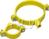 Pipe Clamp With Antisepsis Coating