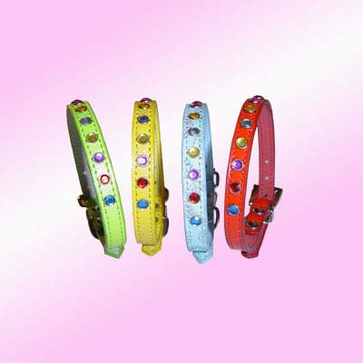 PU dog collar