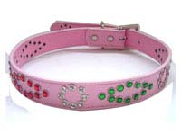 Cristallo Dog Collar