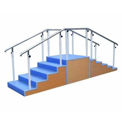 Two-ways Training Stairs