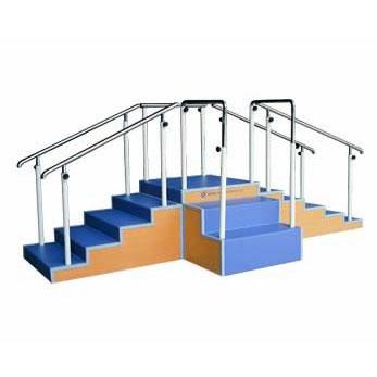 Three-ways Training Stairs