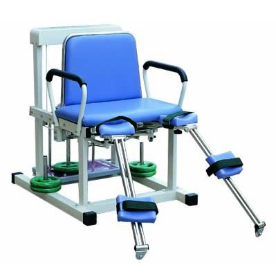 Heavy-hammer Hip Joint Training Chair