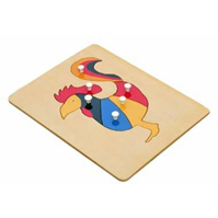 Figure Puzzle Board