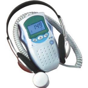 Fetal Doppler FHR Detector