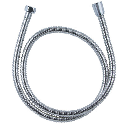 Chrome stainless steel hose