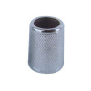 Zinc nut with decorative pattern