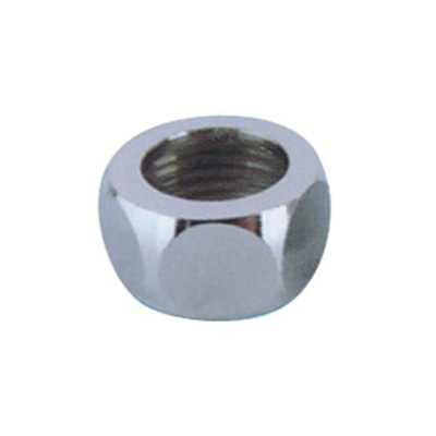 Zinc polishededge nut