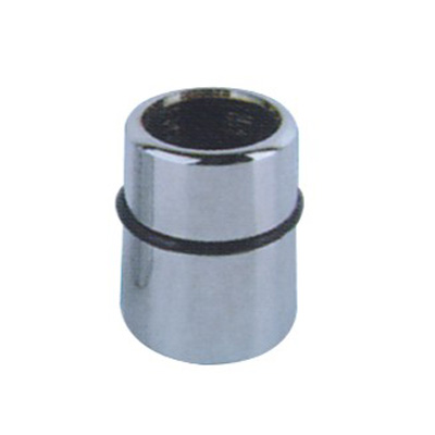 Milled edges zinc nut