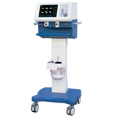 ventilator with wheel