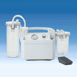 portable high vacuum suction