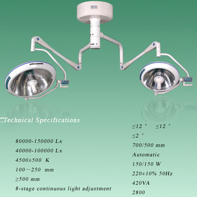 surgical lighting facility