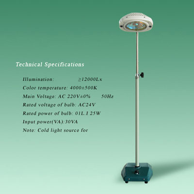 medical examination lamp