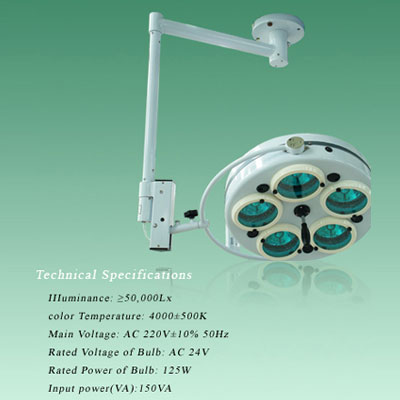 middle surgical lamp