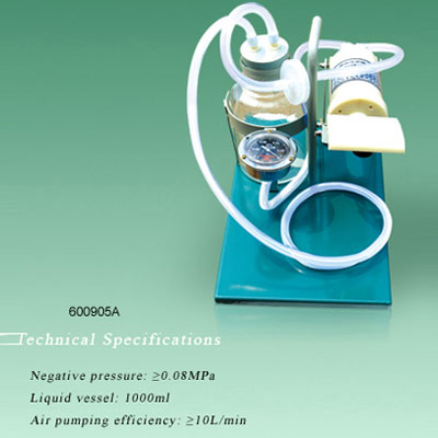 Foot-operated Suction Unit