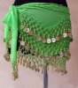 Belly Dance Costumes, Belly Dance Hip Scarves