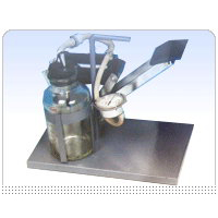 Pedal Suction Apparatus